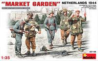 """Солдати """"Market Garden"""", Нидерланды 1944"""