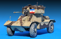 Британский бронеавтомобиль AEC Mk.I