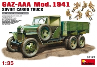 Грузовой  автомобиль  ГАЗ-AAA Обр. 1941 г.