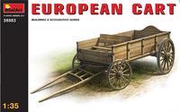 Модель европейской телеги