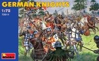 Германские рыцари VX век