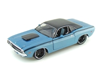 Автомодель 1970 Dodge Challenger R/T Coupe (фиолетовый  - тюнинг)