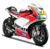 Модель мотоцикла Ducati GP12 Desmosedici