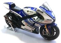 Модель мотоцикла Yamaha Factory Racing Team