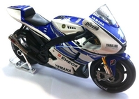 Модель мотоцикла Yamaha Factory Racing Team