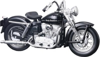 Модель мотоцикла Harley-Davidson 1952 K Model