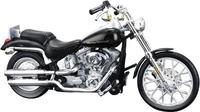 Модель мотоцикла Harley-Davidson 2000 FXSTD Softail Deuce