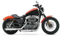 Модель мотоцикла Harley-Davidson 2007 XL1200N Nightster