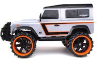 Автомодель на р/у Land Rover Defender (серебристый)