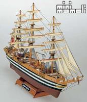 Сборная модель из дерева Америго Веспуччи (Amerigo Vespucci mini)