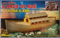 Модель деревянного корабля Ноев ковчег (Arca id Noe mini)