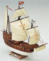Сборная деревянная модель корабля Санта-Мария (Santa Maria mini)