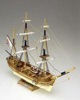 Деревянная модель корабля Бигль мини (HMS Beagle mini)