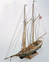 Модель деревянного корабля Флаин фиш мини (Flying fish mini)