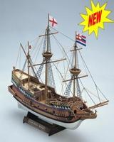 Модель деревянного корабля Голден Хинд мини (Golden Hind mini)