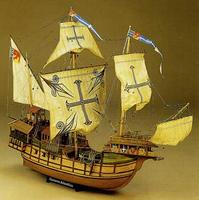 Сборная деревянная модель корабля Sao Miguel-Caracca Atlantica