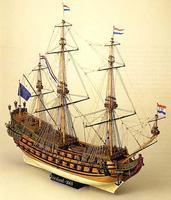 Сборная деревянная модель корабля Friesland