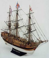 Сборная деревянная модель корабля HMS Bounty