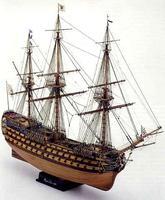 Сборная деревянная модель корабля Royal Louis