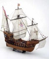 Сборная деревянная модель корабля Santa Maria