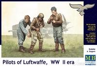 Пилоты в Люфтваффе, (набор 1)