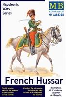 Французский Гусар, Наполеоновская война