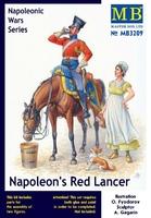 Наполеоновский красный улан