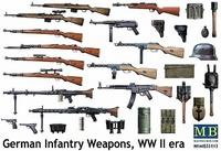 Оружие немецкой пехоты