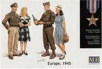 Европа, 1945г.