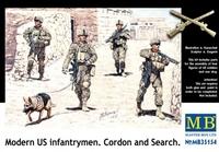 Современные пехотинцы США