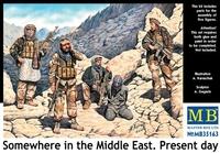 Где-то на Ближнем Востоке, сегодняшний день