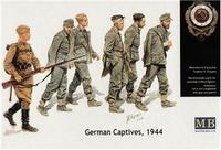 Германские военнопленные, 1944г.