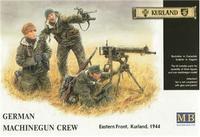 Германские пулемётчики, восточный фронт 1944г.