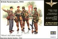MB3533 British paratroopers, 1944. Kit 1