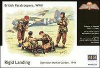 Британские парашютисты, Вторая мировая война. Набор №-2