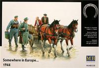 «Где-то в Европе...» 1944г.