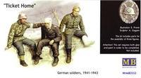 Немецкие солдаты билет домой, 1941-1943