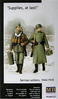 Поставки, в конце концов! Немецкие солдаты, 1944-1945