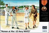 MB3556 Women at War: US Navy WAVES