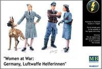Женщины-помощники на войне: Люфтваффе