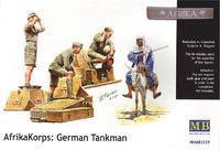 Немецкий африканский корпус, WWII