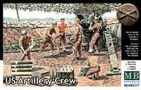 Артиллерия экипажа США / U.S. artillery crew