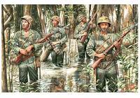 Морская пехота США в джунглях, 2МВ
