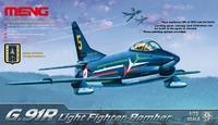 Истребитель-бомбардировщик G.91R