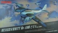 Истребитель-бомбардировщик Messerschmitt Me-410B-2/U4