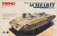 Израильский тяжелый гусеничный бронетранспортер «Ахзарит»