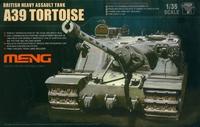 Тяжелый штурмовой танк A39 Tortoise