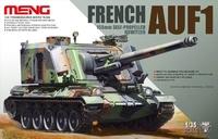 Французская 155 мм самоходная гаубица AUF1