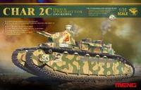 Французский танк Char 2C