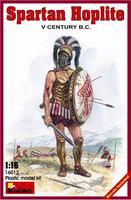 Спартанский воин, V век до нашей эры